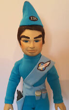 "ECP Thunderbirds 21"" Ltd Ed Scott Tracy porcelain doll Sylvia Anderson auto"