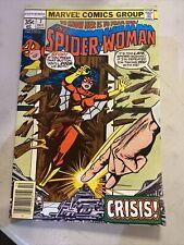 Spider-Woman #7 Marvel Comics 1978