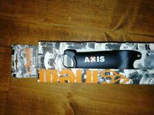 "Cinelli Axis Attacco Manubrio bici bike Stem Handlebar 1-1/8"" 100 Italy"