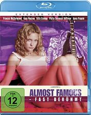 Blu-ray * ALMOST FAMOUS - FAST BERÜHMT - EXTENDED VERSION # NEU OVP <
