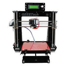 Geeetech Reprap 3d printer Prusa i3 Pro B MK8 extruder Print 5 materials LCD2004