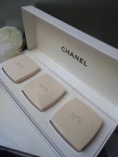 CHANEL No5 Soap 3 x75g Beyond Rare Huge Box Set Shockingly Potent New Sealed Box