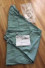 Threshold 11' Round Offset Umbrella Replacement Canopy - AZURE # 009-05-0022