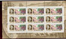 RUSSIA--Mini-Sheet of 9 stamps Scott #6089