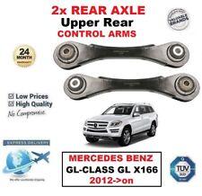 2x REAR AXLE Upper Rearward ARMS for MERCEDES BENZ GL-CLASS GL X166 2012->on