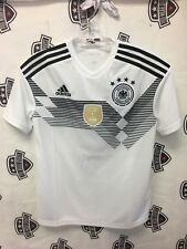 Germany 2018 World Cup Home White Jersey XXL