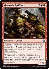 4 x Grenzo's Ruffians - Conspiracy: Take the Crown - Uncommon - Near Mint