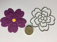 Flower, Daisy Craft Die. Card Making, Scrapbooking. U.K. Seller