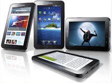 Unlocked Samsung Galaxy Tab P1000 3G/Wi-Fi GSM 16GB ROM Android Tablet/Phone