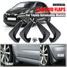 4pcs Mud Flaps Splash Guards For Toyota Corolla IQ Prius Camry RAV4 Citroën C1