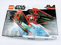 Same day Free Shipping! LEGO Star Wars Major Vonreg's TIE Fighter Set (75240)