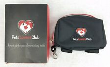 Pets Lovers Club Dog Poop Bag Holder Attach to Leash with Secure Straps