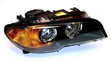 BMW RIGHT HEADLIGHT w/Black Trim (Damaged Clip) ALE 63126935724