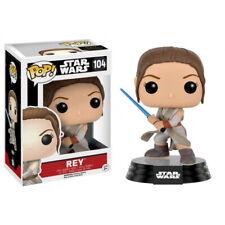 Star Wars Episodio VII POP! Vinyl Figura Rey con sable láser  + Caja PET Prot...
