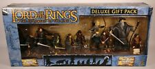 LORD OF THE RINGS FOTR DELUXE GIFT PACK - ACTION FIGURE, TOY BIZ 2004