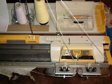 KNITTING MACHINE SINGER SK32 IN VERY GOOD WORKING ORDER KNITS GREAT