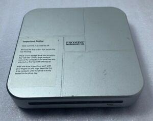 "Promise Technology Pegasus J4 2.5"" Thunderbolt External RAID Enclosure"