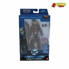 DC Multiverse Clayface Wave 8 CNC Martian Manhunter Figure (NM Sealed Package!)