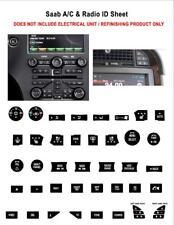 Saab A/C & Radio