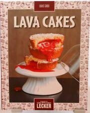 Lava Cakes + Backbuch + Köstliche Kuchen und Kekse mit flüssigem Kern + Trendig