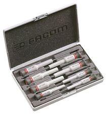 Facom AEF.J6 micro tech 8 piece tournevis set