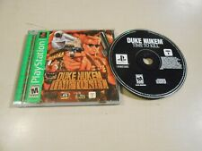 Duke Nukem: Time to Kill Greatest Hits Sony PlayStation 1/PSX/PS1 Game COMPLETE