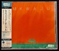 """MKWAJU ENSEMBLE """"MKWAJU"""" / Joe Hisaishi, Hideki Matsutake, Midori Takada, Pecker"""