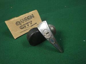 1937 Ford locking trunk handle Original