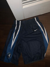 NIKE AUTHENTIC GAME USED MINNESOTA TIMBERWOLVES SUMMER LEAGUE SHORTS