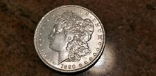 1890 MORGAN SILVER DOLLAR very nice!
