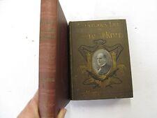 2 History Government Politics Biography William McKinley Illus. Assassination