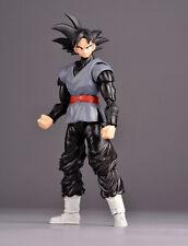Custom SH Figuarts Goku Black Figure Dragonball Super z Rose Saiyan Blue Zamasu