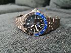 Steinhart ocean GMT 39 Premium 500m Professional Diver (Jubilee Bracelet)