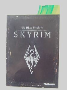 55130 Instruction Booklet - The Elder Scrolls V Skyrim - Microsoft Xbox 360 (201