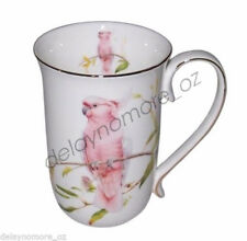 Australia Birds Cockatoos Coffee Tea Mug Cup Serveware Christmas Gift Souvenir