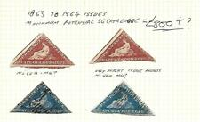 Cape of Good Hopes South Africa Stamp Collection Triangles Classics.SG Cat:£800+