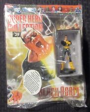 2008 Eaglemoss Super Hero Collection BLACK ADAM Lead Painted Figure #29 Sealed