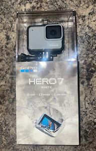 GoPro HERO7 White  Waterproof  Action Camera CHDHB-601-RW NIB FREE SHIPPING