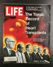 LIFE Magazine: Heart Surgey by Thomas Thompson, September 17th 1971