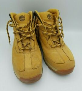 Mens Timberland Chukka Hiking Boots Size 10.5 EUC Clean Shoes