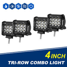 4x 4inch 480W SPOT LED Driving Work Light Bar 4X4WD Truck Offroad Pods ATV SUV