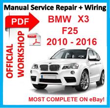 buy x3 bmw car manuals literature ebay rh ebay co uk