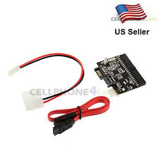 SATA to IDE Converter IDE to SATA Adapter Converter for DVD CD HDD - NEW