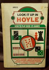 LOOK IT UP IN HOYLES: HOW TO PLAY OVER 175 GAMES bridge poker rummy euchre heart