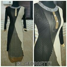 Gorgeous Stylish Georgette Kurti / Kurta / Tunic with Inner