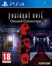 Resident Evil Orígenes Colección PS4 * NUEVO PRECINTADO PAL *