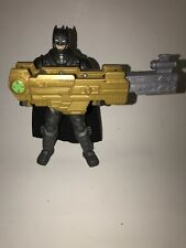 BATMAN VS. SUPERMAN Ultimate Battle Kryptonite Blaster Action Figure Mattel 2015