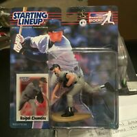 F50 2000 ROGER CLEMENS YANKEES Starting Line Up NIB FREE SHIPPING