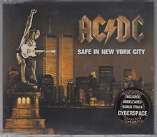 ACDC - Safe In New York City - CD Single Maxi-CD