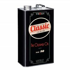 TBO&S Classic 5 Litri Gear Olio SAE 90 Olio Cambio per Vintage